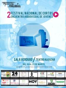 Cartel Festival Nacional 2014