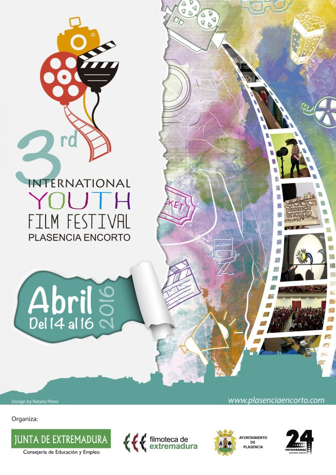 III International Youth Film Festival Plasencia Encorto 2016