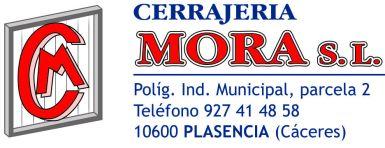 CERRAJERIA MORA - SOBRE